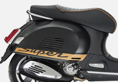 Detalles Vespa GTS 300 Super Sport