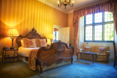 Executive Rooms at Callow Hall, Derbyshire