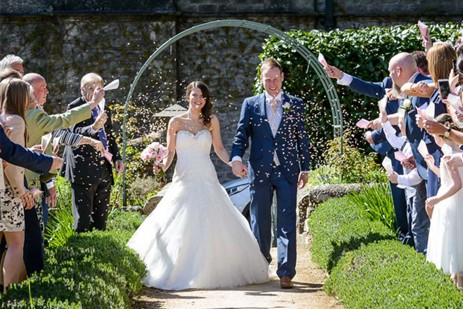 Weddings at Callow Hall Hotel, Derbyshire
