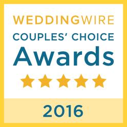 Wedding Wire Awards 2016