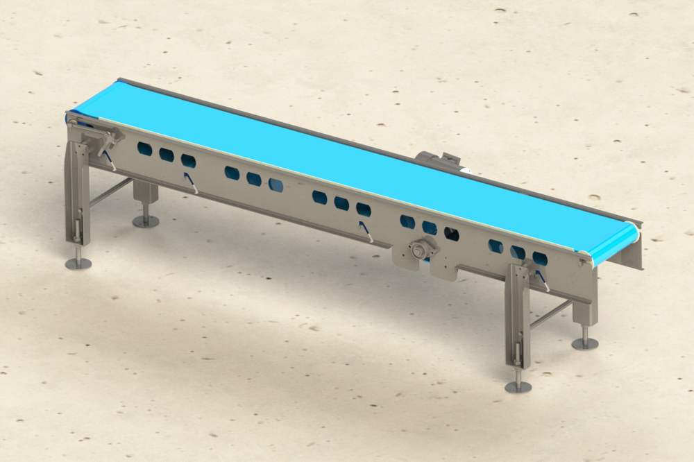 Homogeneous/Positive Drive Conveyors