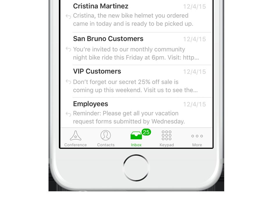 SendHub Text Messaging App