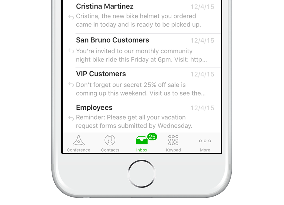 SendHub SMS Marketing Software