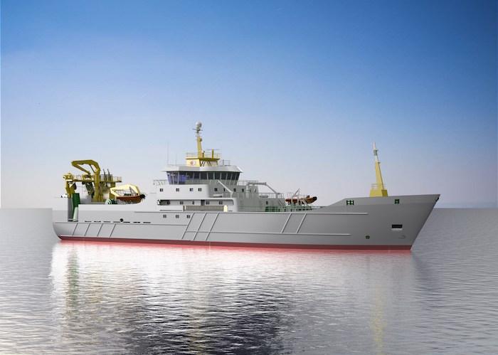 Skaginn 3X selected as partner for new build Pelagic Trawler