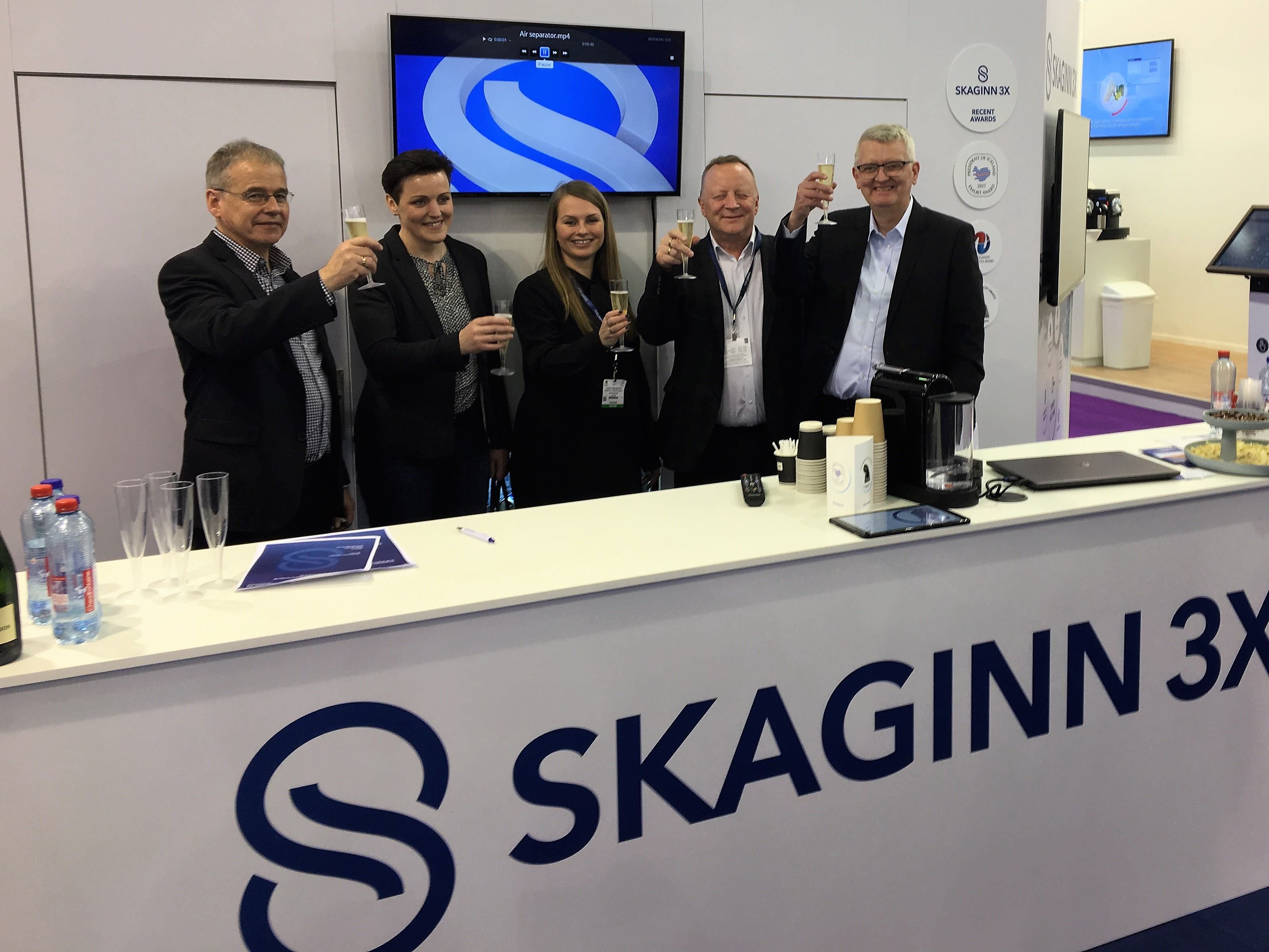 Skaginn 3X sells second SUB-CHILLING™ system to FISK