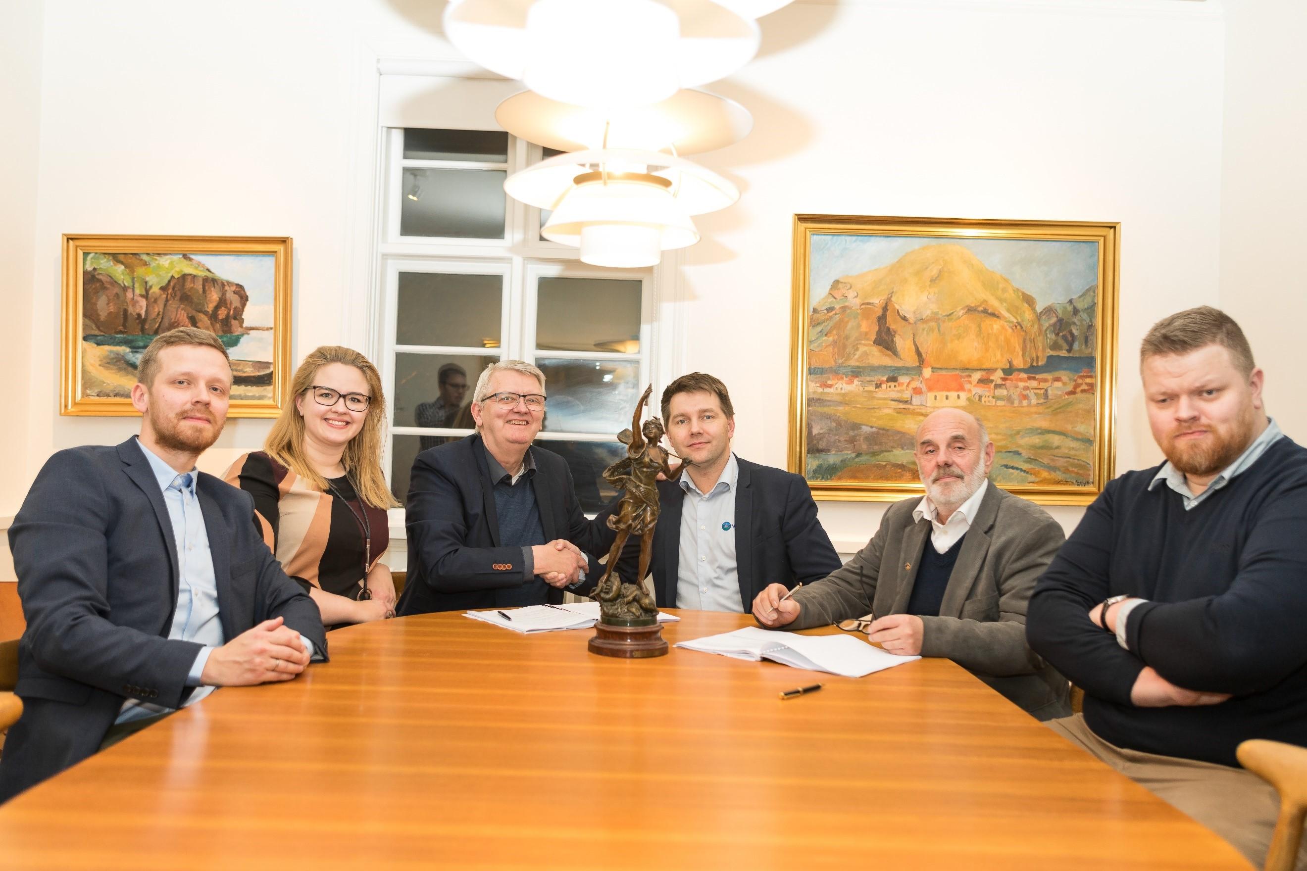Skaginn 3X chosen as provider for new Vardin Pelagic plant