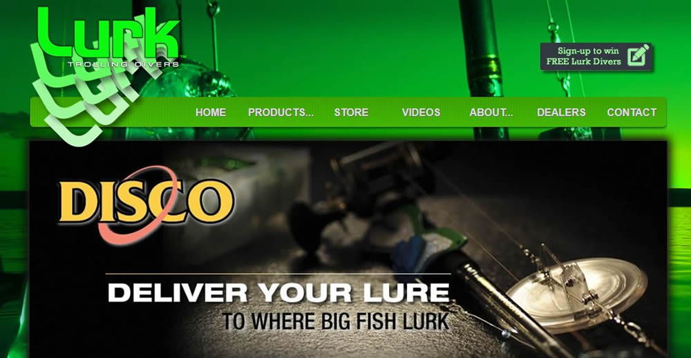 fishing lure website