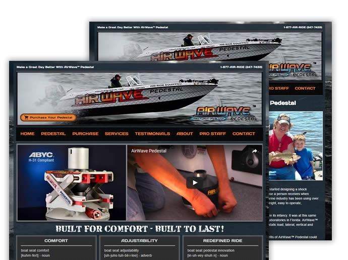 web page designer - website maker