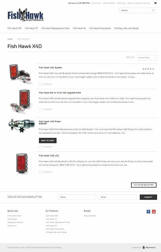 ecommerce web design - minnesota