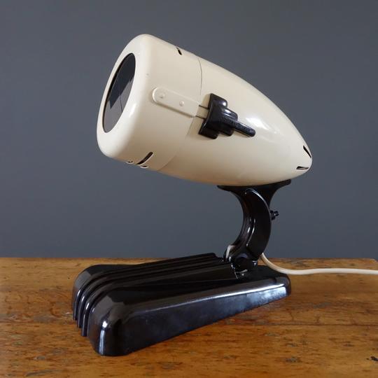 Sollux lamp by Original Hanau