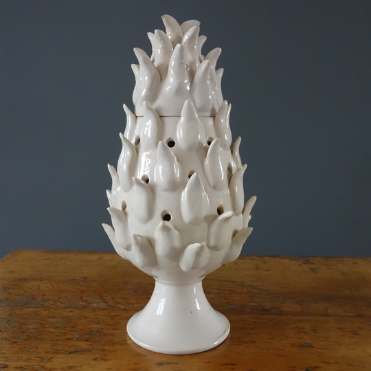 Vintage ceramic flower holder