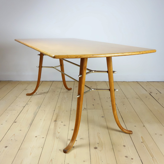 Modernist cocktail table by Josef Frank