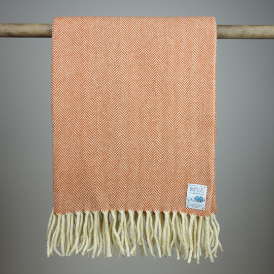 Mantecas wool blankets by Burel -D-