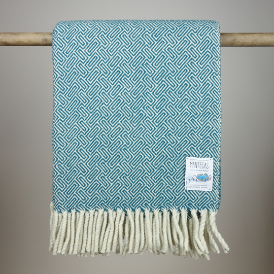 Mantecas wool blankets by Burel -E-