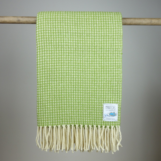 Mantecas wool blankets by Burel -G-