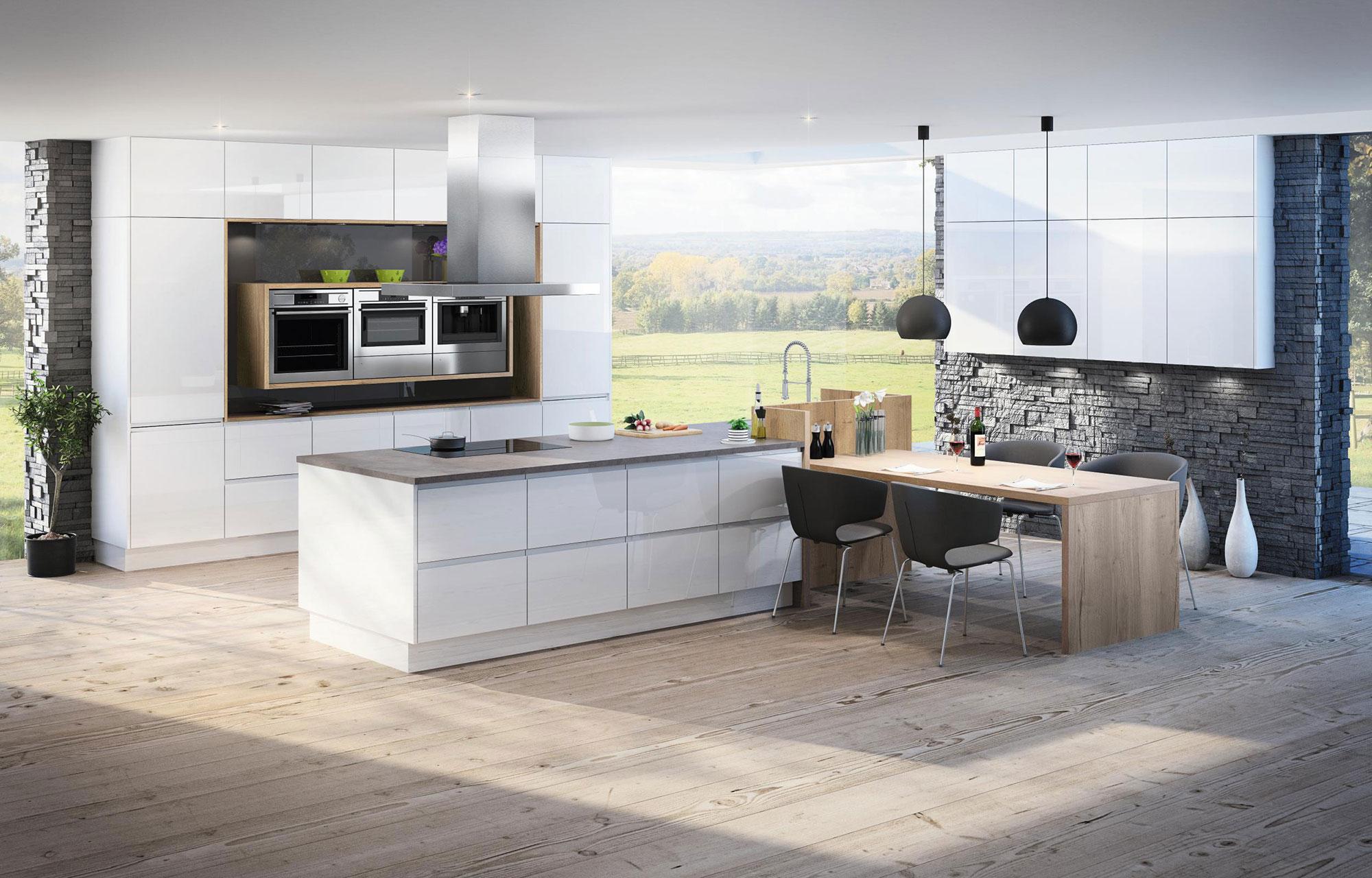 Fantastisch Stehen In Der Küche Zeitgenössisch - Küche Set Ideen ...
