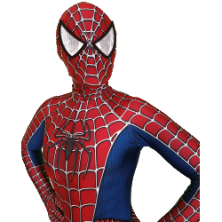 Spider-Man Male Entertainer