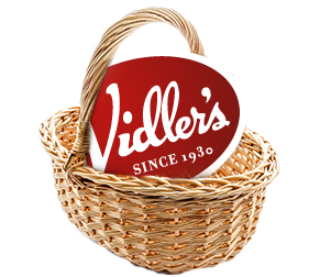 vidlers in a basket
