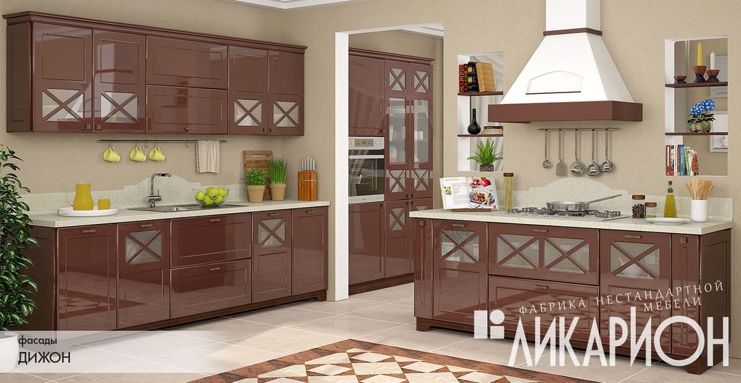 Кухннный гарнитур мебельной фабрики