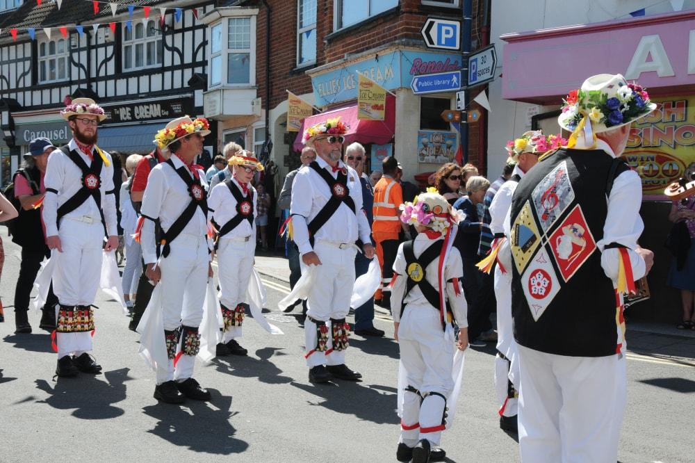 Leicester Morris Men