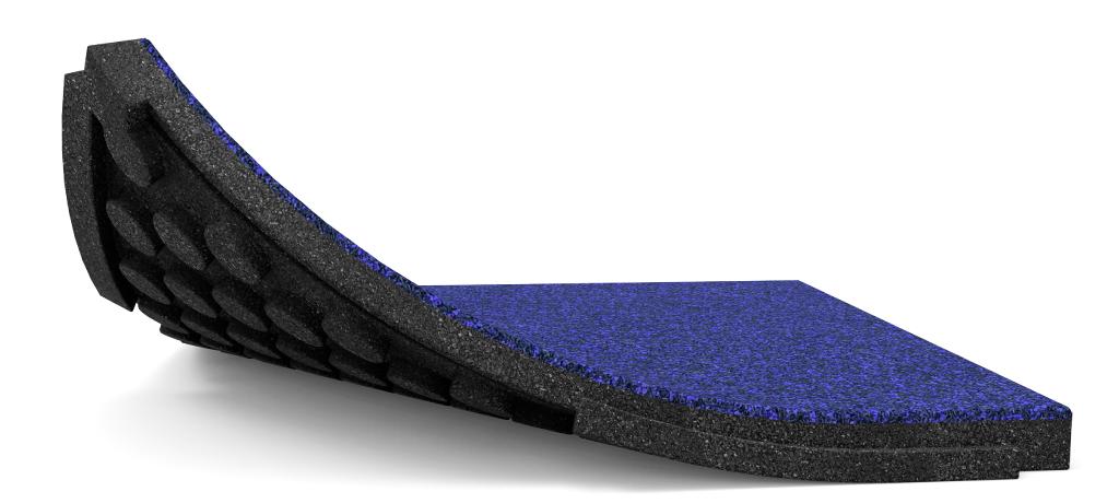 duraTrain Hybrid Series Black & Purple