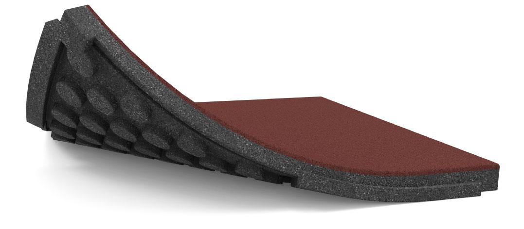 duraTrain Plus Series Terracotta
