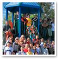 Photo of children playing on playground