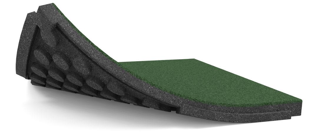 duraTrain Plus Series Turf Green