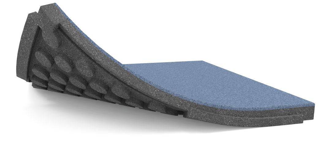 duraTrain Plus Series  Slate Grey