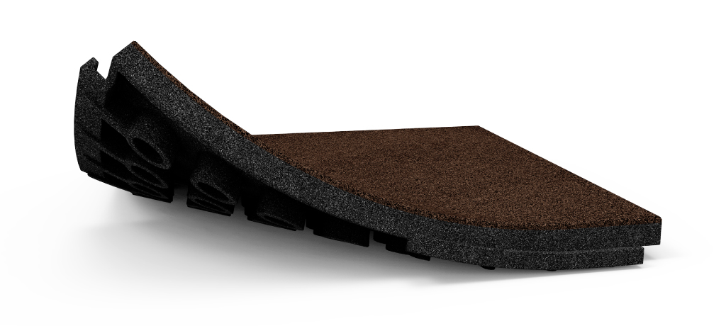 duraStrong Plus Series Saddle Brown