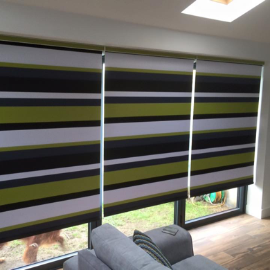 roller blinds measured made and fitted in 3 days. Black Bedroom Furniture Sets. Home Design Ideas