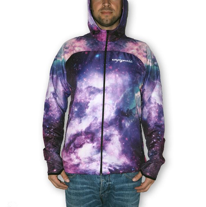 emptyworld jacke galaxy