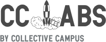 Cclabs logo - powered by Collective Campus