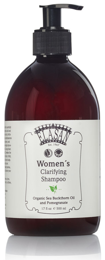 WOMANS CLARIFYING SHAMPOO