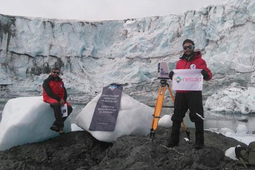 Netcad Antartika Sponsorluk