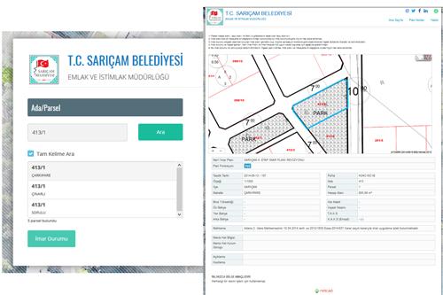 Mersin Büyükşehir Netcad