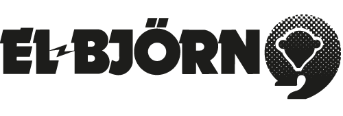 El-björn logotyp