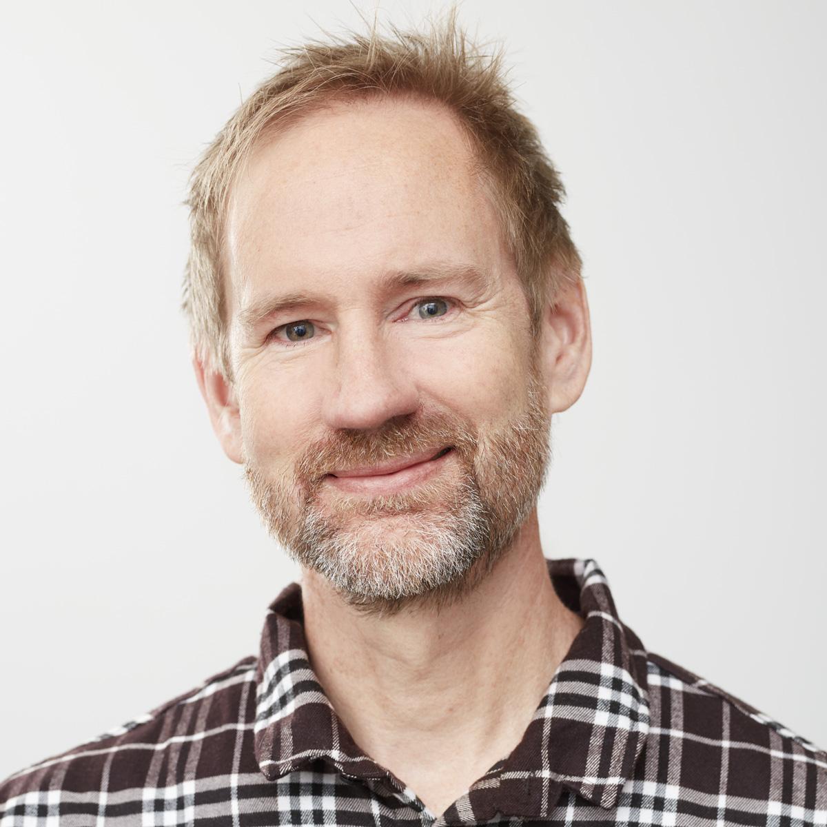 Petter Frostell, grafisk designer