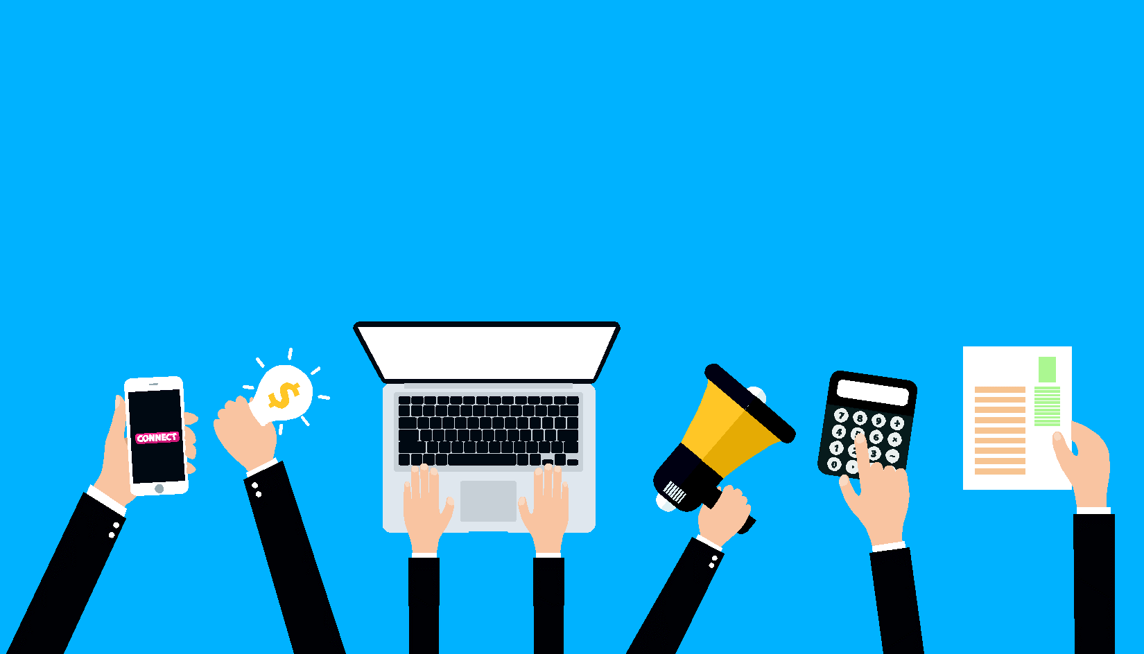 The Future of Marketing - Six Trends for 2017