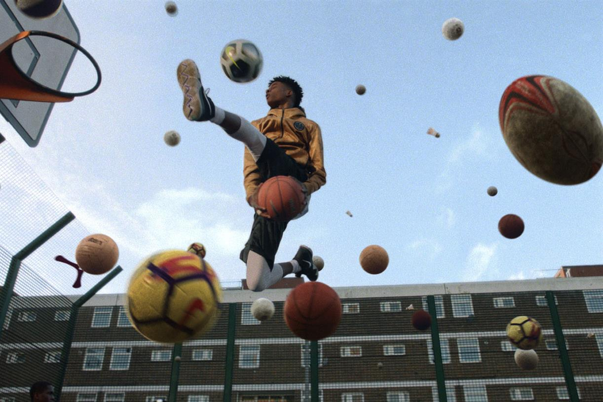 Campaign: Nike - Nothing beats a Londoner