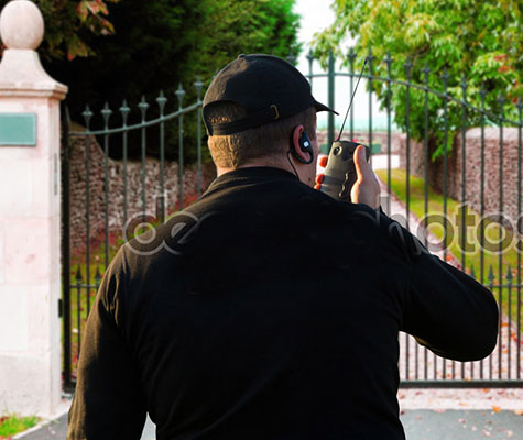 Armed & Unarmed Guard Service