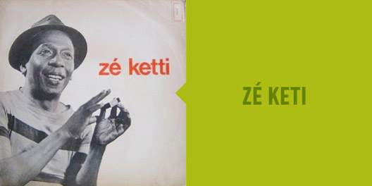 Zé Ketti Brasileiritmos Marcha-Rancho