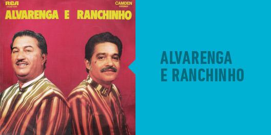Alvarenga e Ranchinho Brasileiritmos Moda de Viola