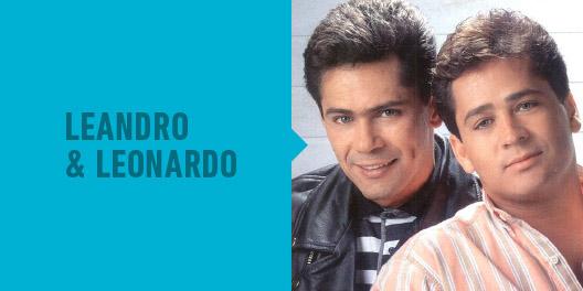 Leandro e Leonardo Brasileiritmos Moda de Viola