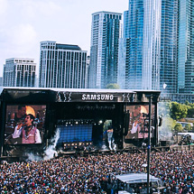 LOLLAPALOOZA Main Stage