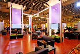 Corporate Convention Design