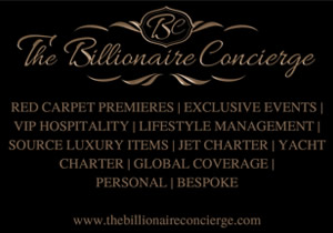 The Billionaire Concierge