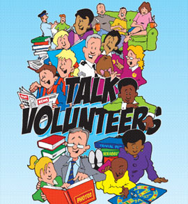 Talk Volunteers