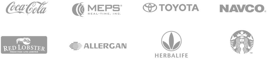McAdams Group Client Logos
