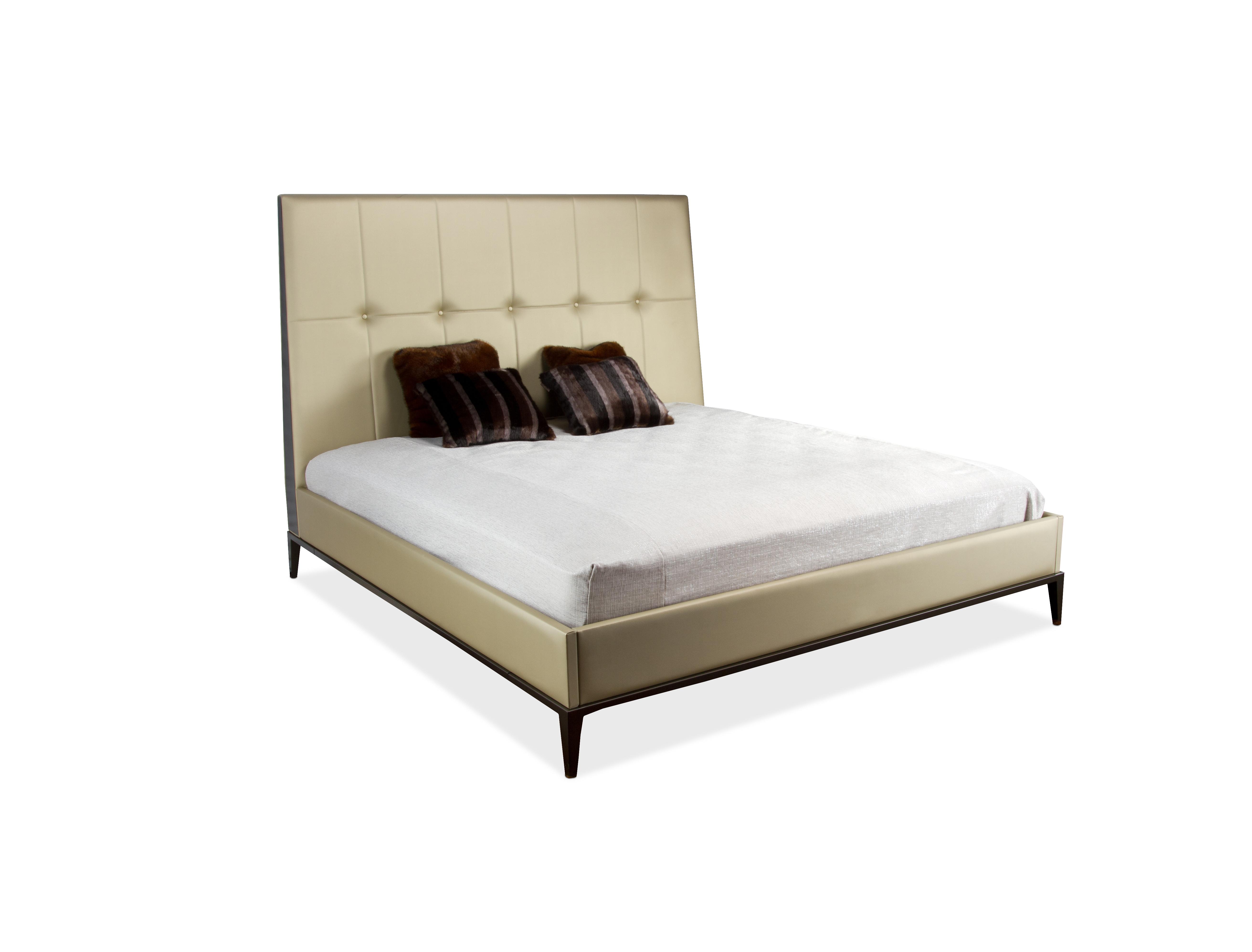 Alta Bedroom Bed overview